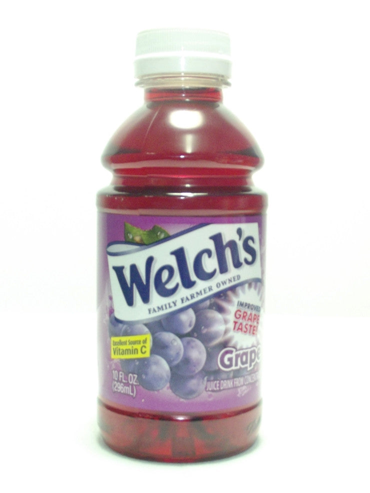 WELCHS GRAPE JUICE 296 ML