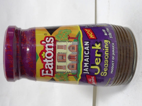 EATON`S JERK SEASONING HOT 312G