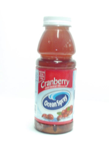 OCEAN SPRAY CRANBERRY 450ML