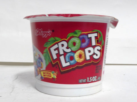 KELLOGG FROOT LOOPS (CUPS) 42G