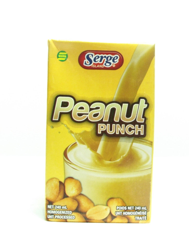 SERGE ISLAND PEANUT PUNCH 240 ML