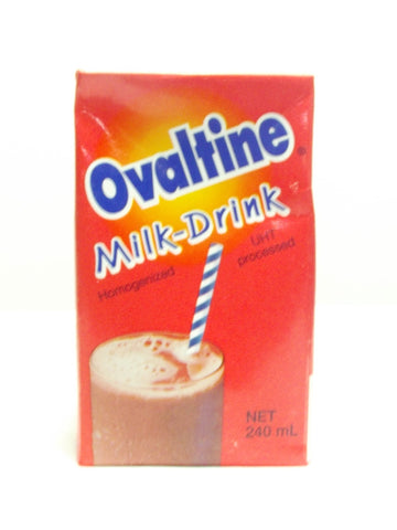OVALTINE MILK DRINK 240 ML