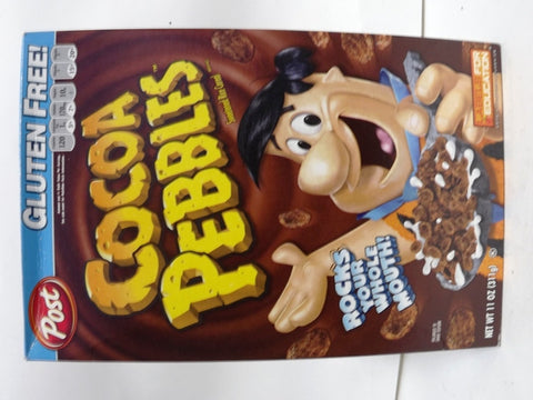 POST COCOA PEBBLES CEREAL 311G