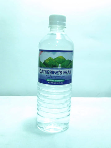 CATHERINE`S PEAK SPRING WATER 500ML