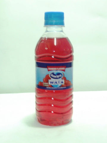 WATA CRANBERRY FLAVOURED RED 330 ML
