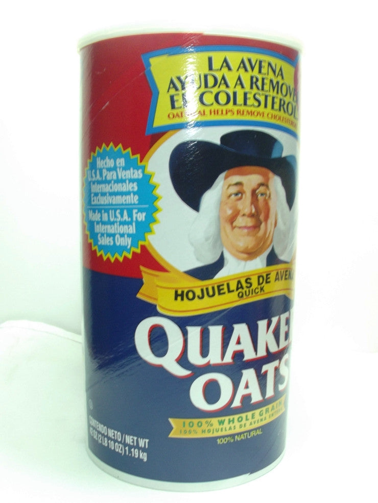 QUAKER OATS OLD FASHIONED 1.19 KG