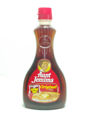 AUNT JEMIMA ORIGINAL SYRUP 355ML