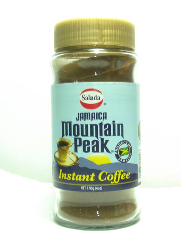 SALADA MOUNTAIN PEAK INSTANT COFFEE 170G