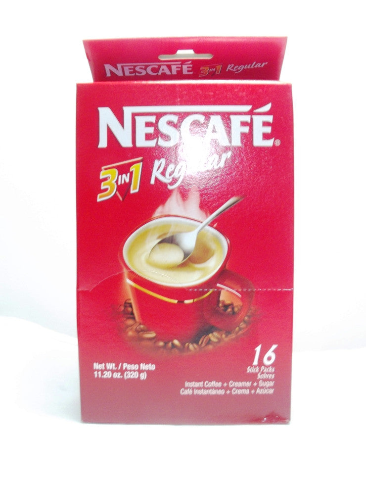 NESCAFE CLASSIC INSTANT 3-IN-1 COFFEE 320G