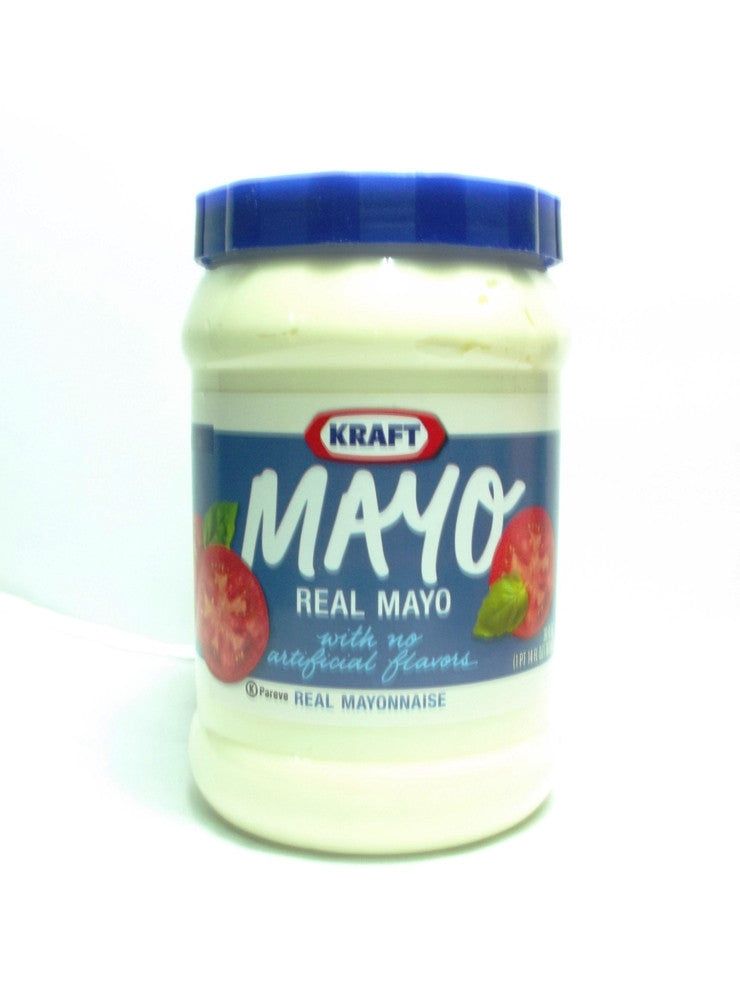 KRAFT REAL MAYONAISE 443ML