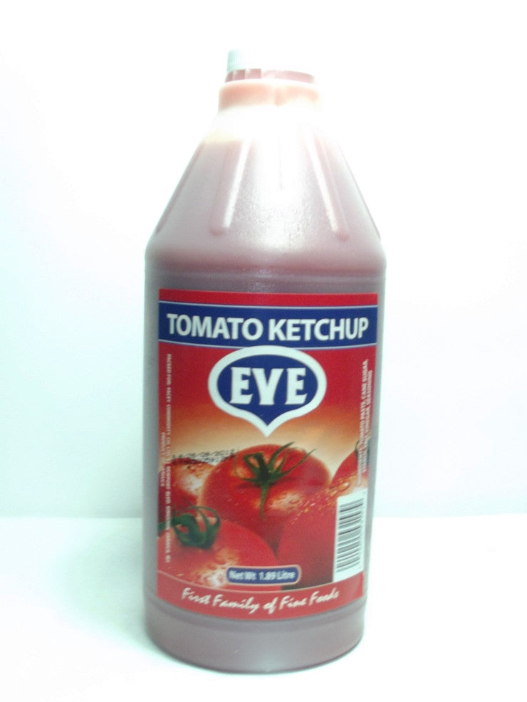 EVE TOMATO KETCHUP 1.89LT