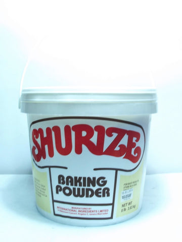 SHURIZE BAKING POWDER 3.63 KG