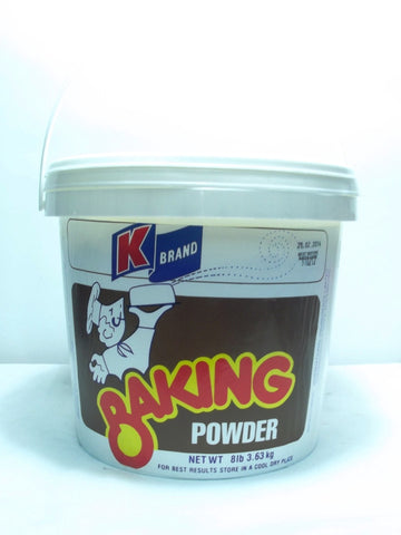 KBRAND BAKING POWDER 3.63KG