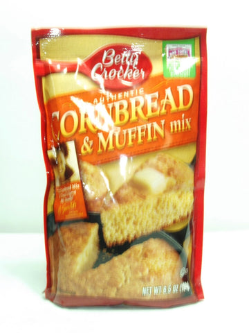 BETTY CROCKER CORNBREAD & MUFFIN MIX 24 X 184G