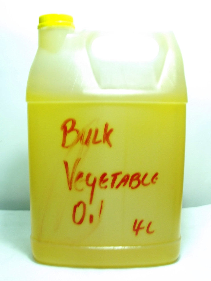 BULK VEGETABLE OIL 4LT