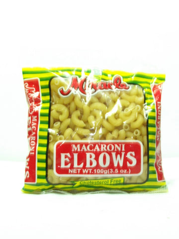 MIRACLE ELBOW MACARONI 100 G