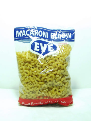 EVE MACARONI ELBOW 200G