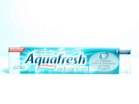 AQUAFRESH TRIPLE PROTECTION ADVANCED 158.8G