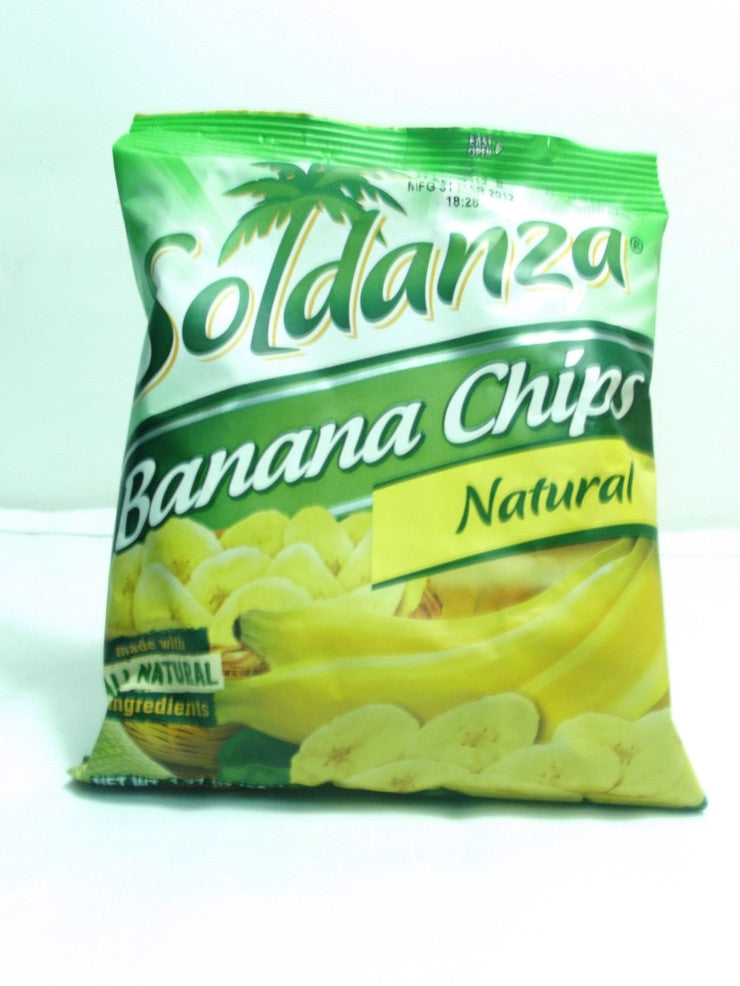 HOLIDAY SOLDANZA BANANA CHIPS 36 G 3-PACK
