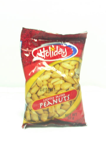 HOLIDAY PEANUT 32 G