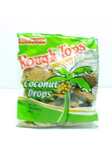 BERMUDEZ ROUGH TOP COCONUT 50G