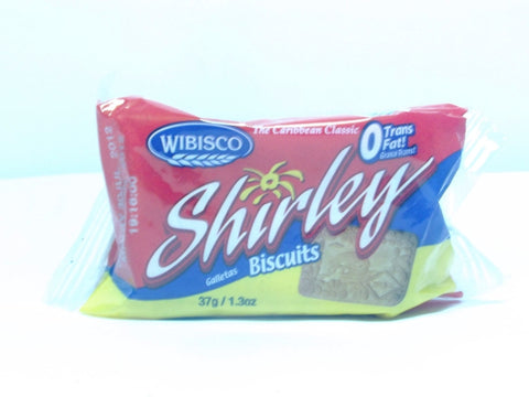 WIBISCO SHIRLEY SWEET BISCUIT  37 G