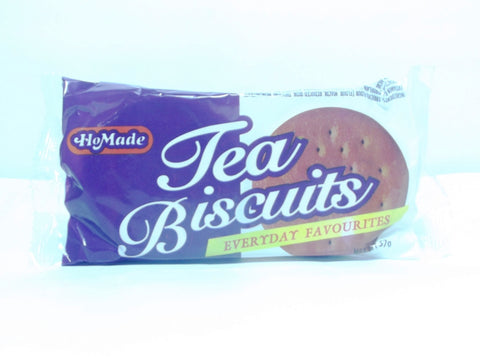 HOMADE TEA BISCUIT 57G