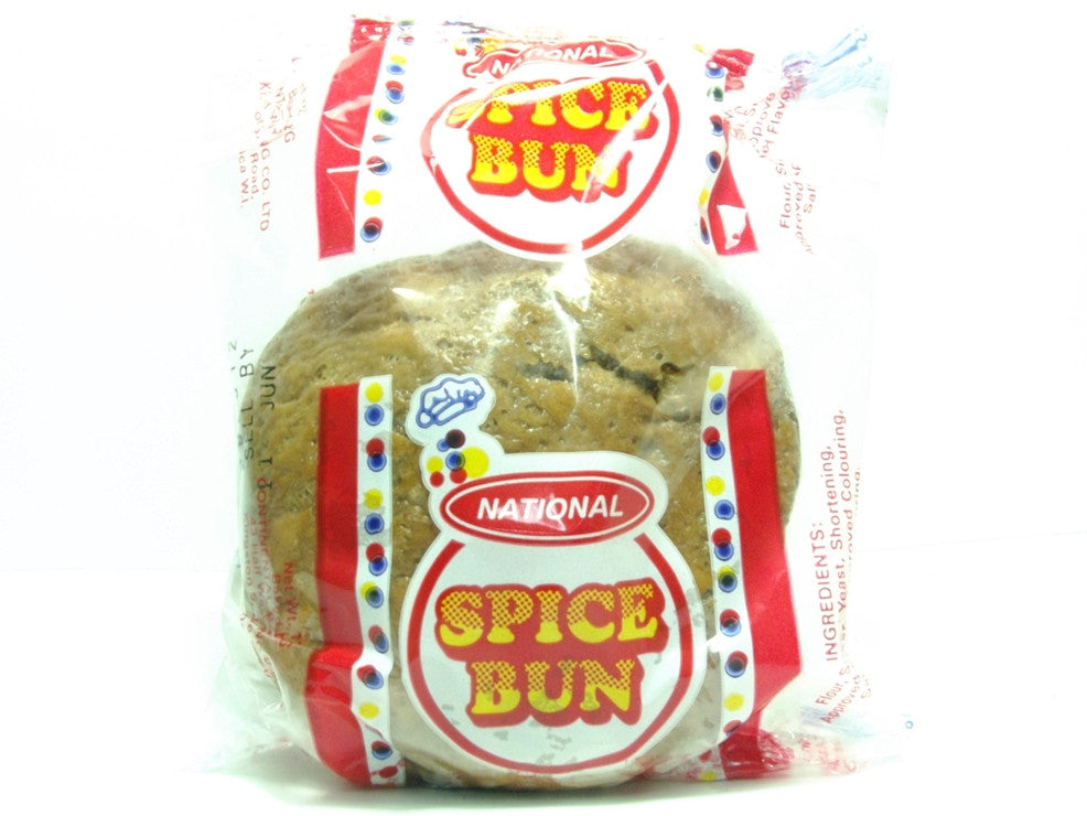 NATIONAL SPICE BUN 125 G