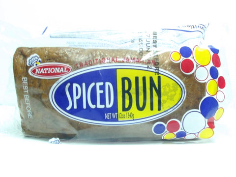 NATIONAL SPICE BUN 340 G