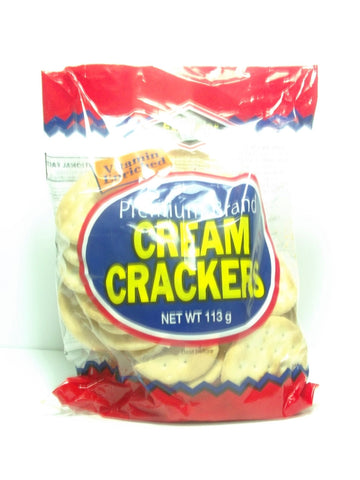 EXCELSIOR PREMIUM CREAM CRACKERS 113G