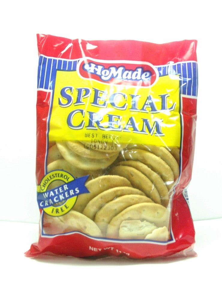 HOMADE SPECIAL CREAM CRACKERS112G