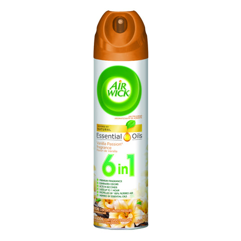AIRWICK 6IN1 AIR FRESHENER PAPAYA & HIBISCUS FLOWER 226G