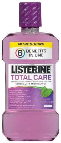 LISTERINE TOTAL CARE 500ML
