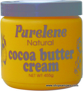 PURELENE COCOA BUTTER CREAM 453G