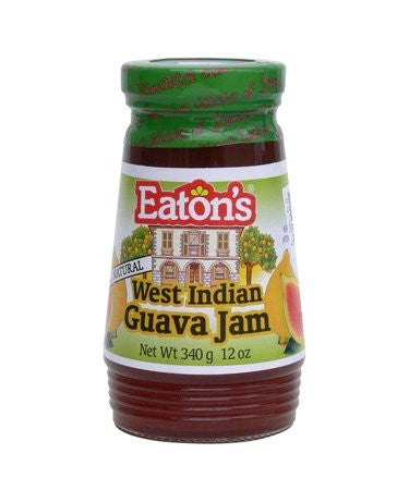 EATON`S WEST INDIAN GUAVA JAM 340G