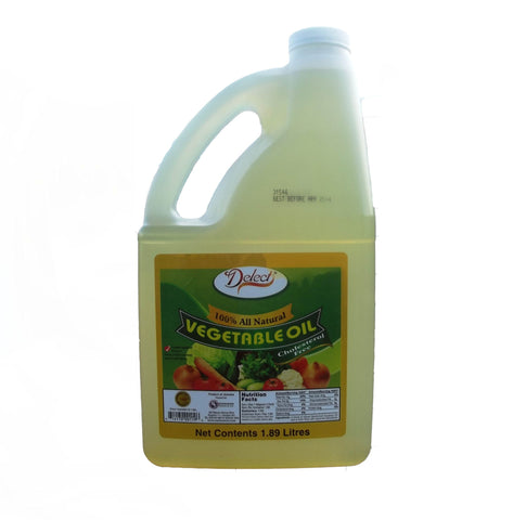 DELECT VEGETABLE OIL 1.89LT