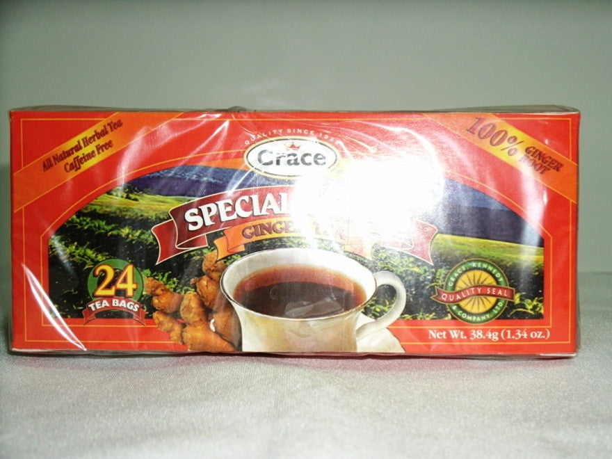 GRACE GINGER TEA 24`S