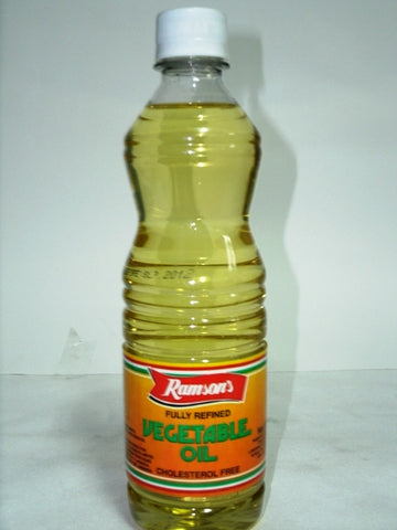 RAMSON`S  VEGETABLE OIL 500 ML