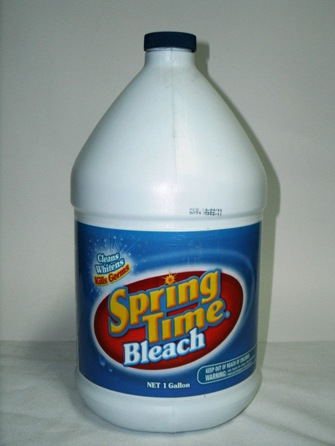 SPRING TIME BLEACH 1GAL