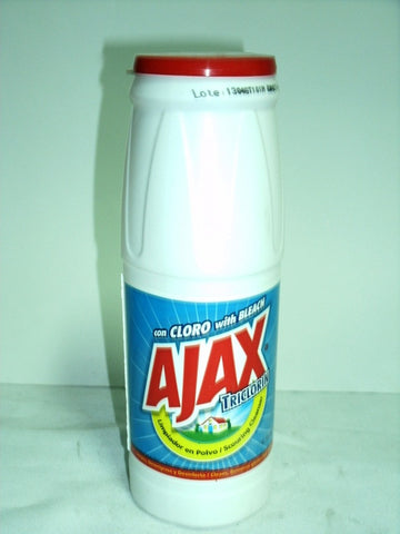 AJAX CLORO BLEACH 600G (POWDER)