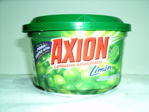 AXION DISHWASHING CREAM LEMON 425G
