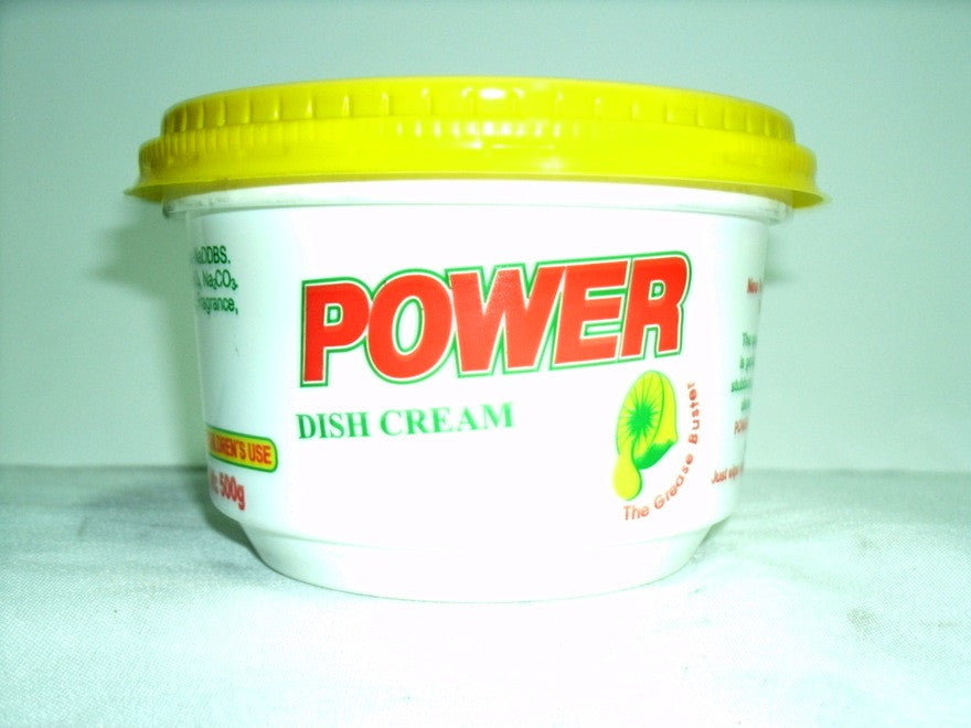 POWER DISH CREAM 500 G