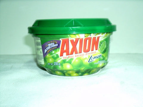 AXION DISHWASHING CREAM LEMON 235G