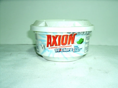 AXION DISHWASHING CREAM TRI-CLORO 235G