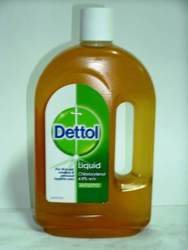 DETTOL LIQUID ANTICEPTIC 750ML