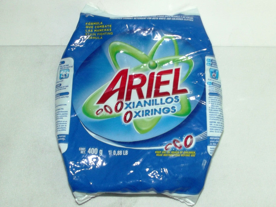 ARIELOXIANILLOS DETERGENT 400G