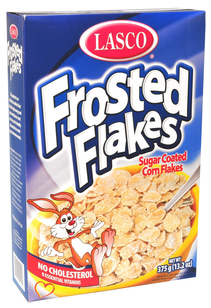 LASCO FROSTED FLAKES 375 G