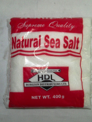 HDL NATURAL SEA SALT 500 G