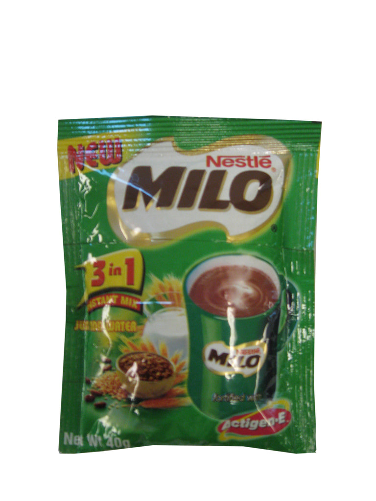 MILO FOOD DRINK 3IN1 1x30x40 G