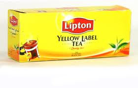 LIPTON YELLOW LABEL TEA 20 TEA
